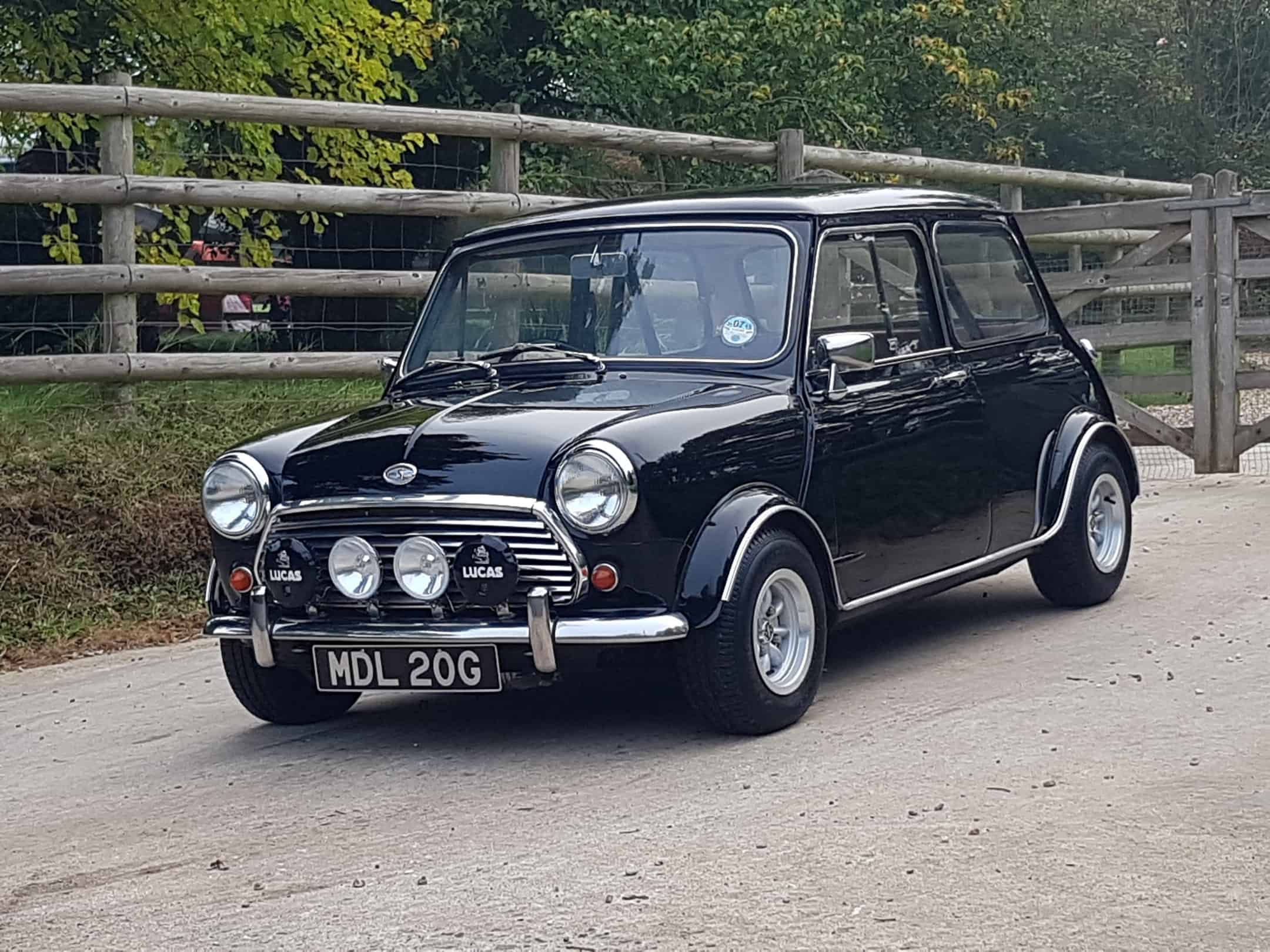 ** NOW SOLD  ** 1968 MK 2 Very Special Fast Road Spec Mini.