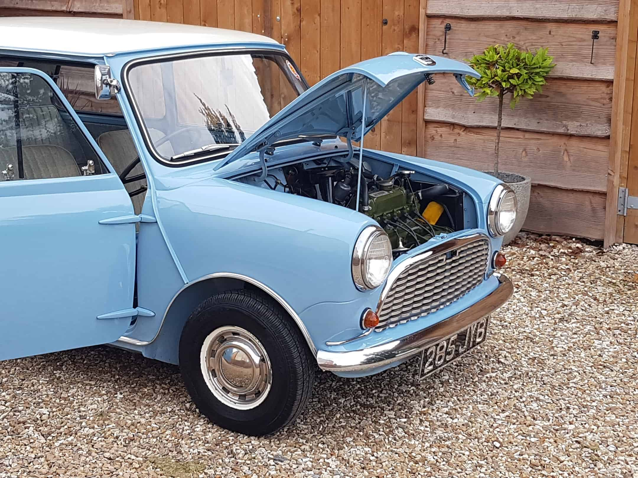 ** DEPOSIT PAID ** Very Early And Original 1960 Austin Seven.