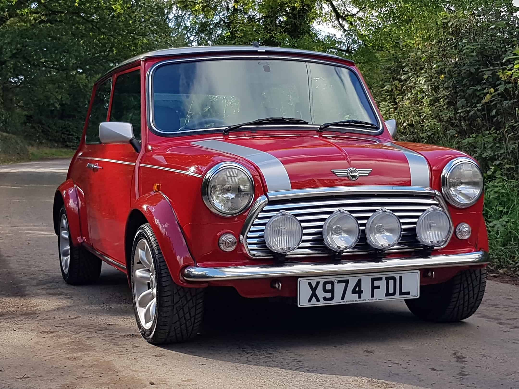 2000 Rover Mini Cooper Sport 500 ** Investment Opportunity **